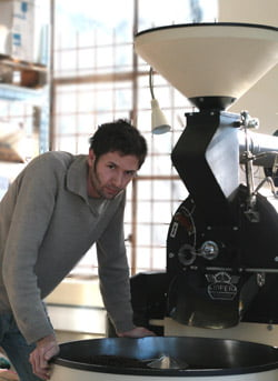 Joper roaster kaffebrenner