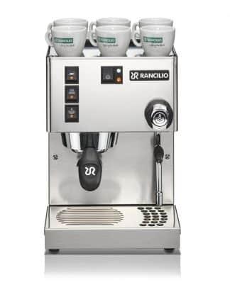 Espressomaskiner og kverner hjemmebruk