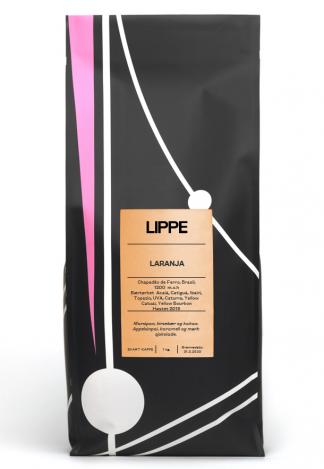 Laranja, kaffe fra Brasil