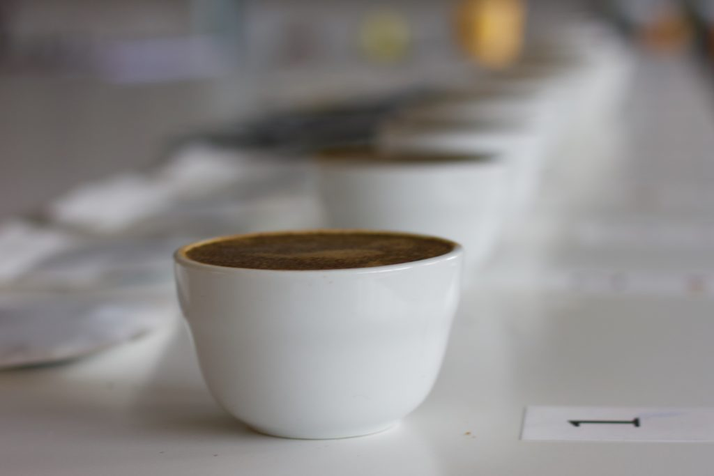 Ledig stilling innen kaffe